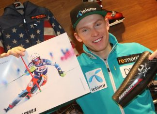 Kristoffersen 'guest star' all'Energiapura Party