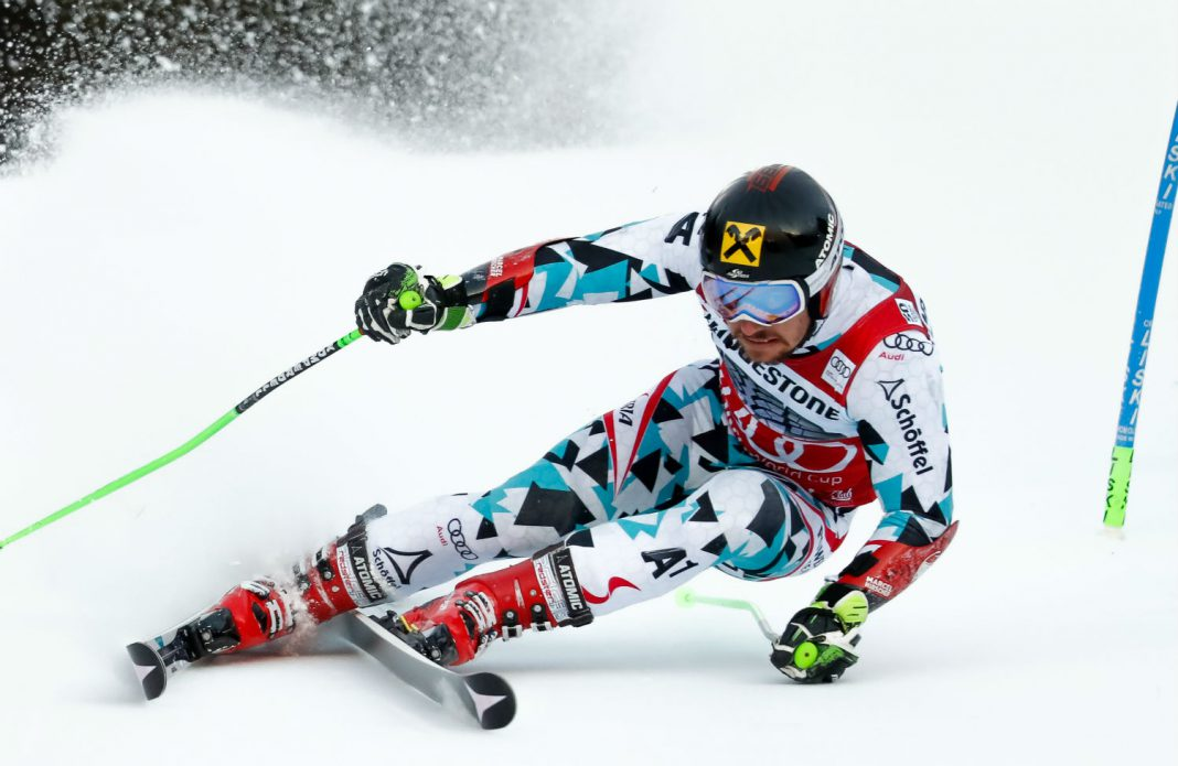 marcel hirscher garmish