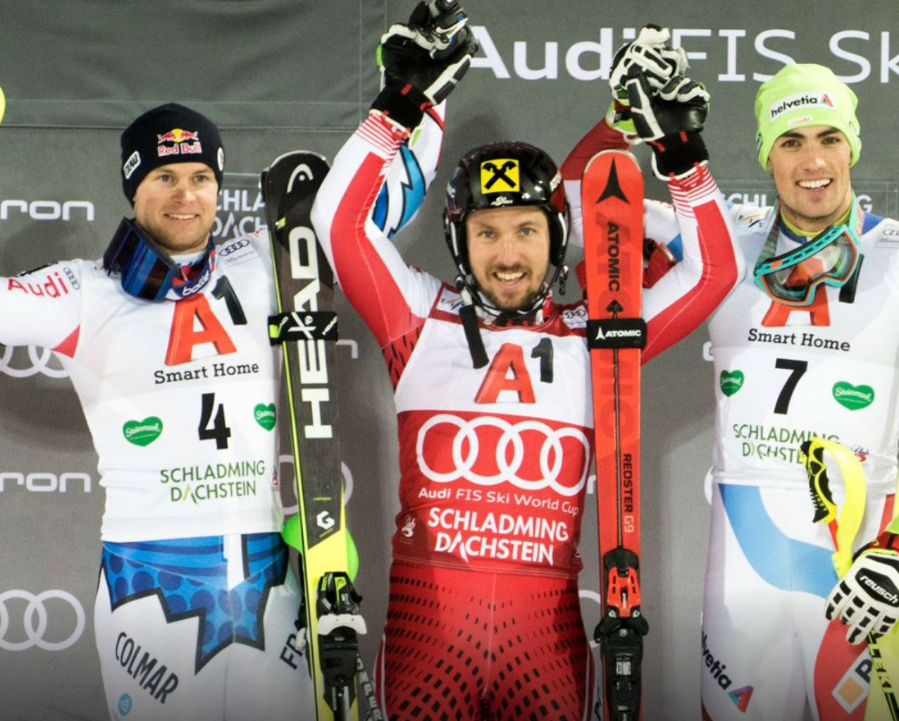 podio schladming